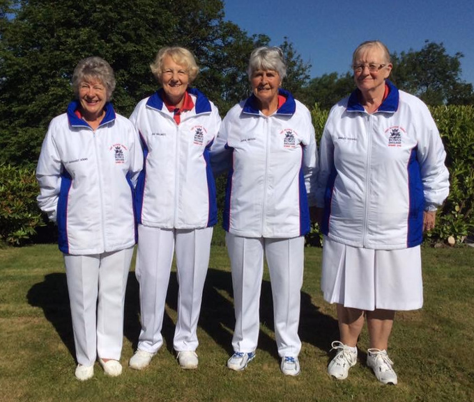 Lindfield ladies at Llandidrod Wells