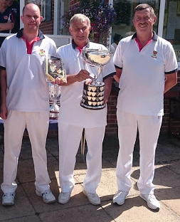 Lindfield County Triples Winners 2017