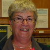 Ladies' Competitions Secretary Pat Whetstone