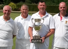 County Fours Winners