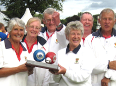 Tony Allcock winning team 2016