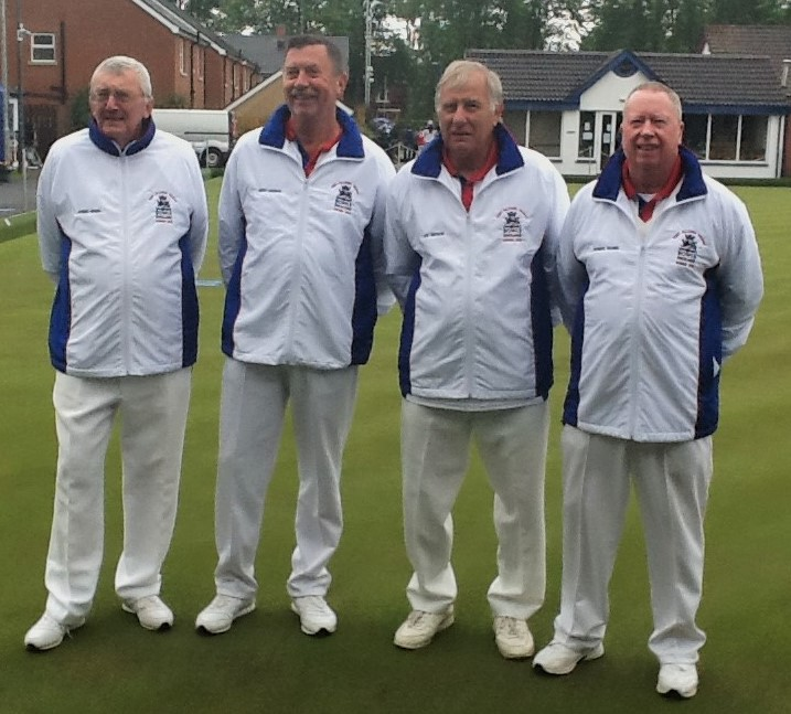 Lindfield men representing England